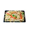 80. Yaki udon ( gebakken Udon met kip)