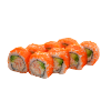 36. California Roll (krabstick, avocado &  viskruit)